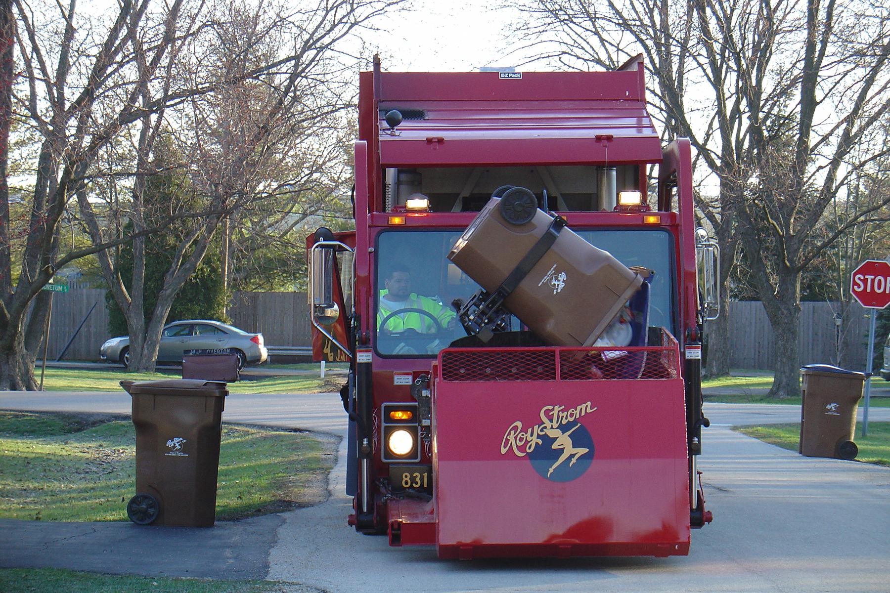 roy strom truck