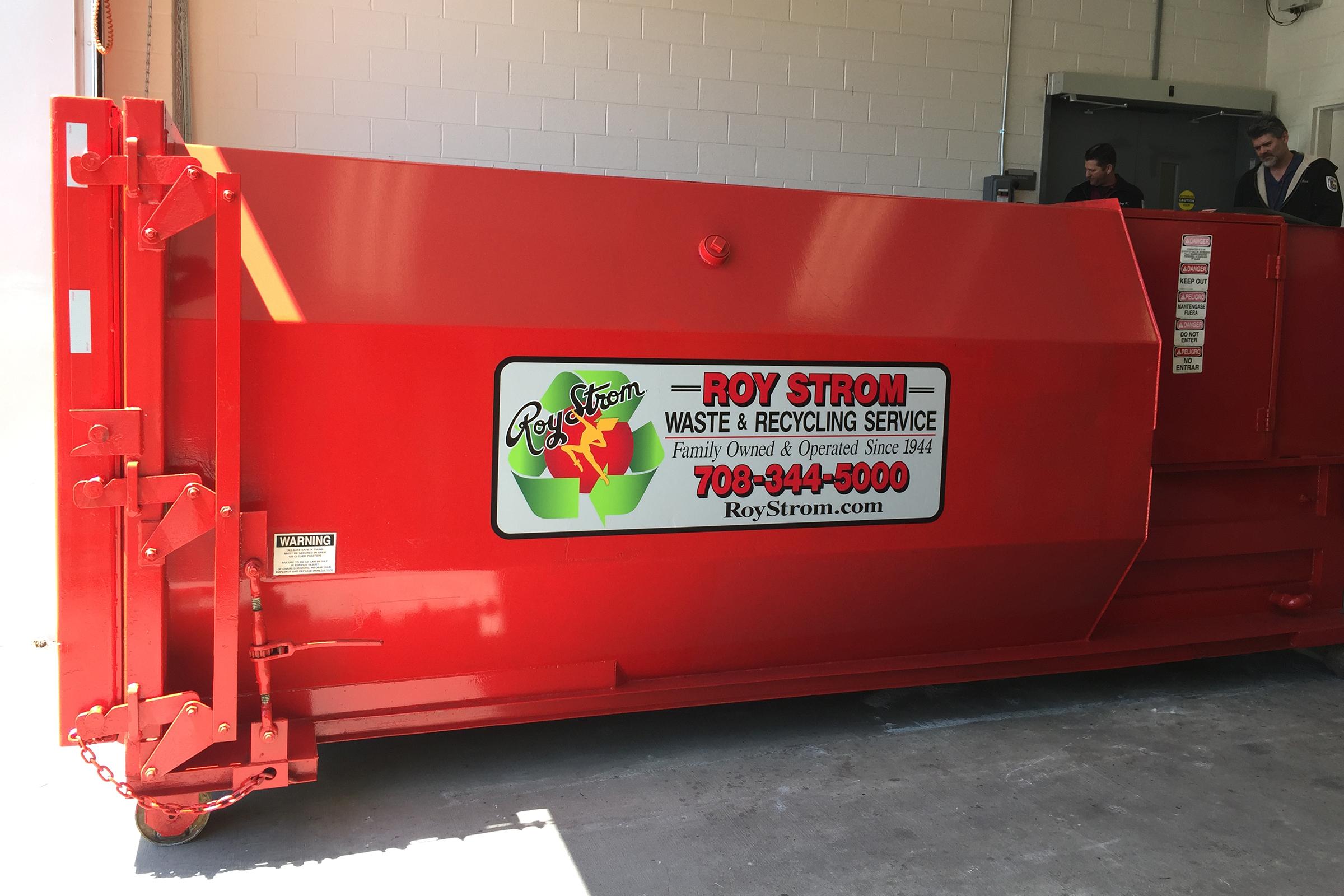 Specialty compactor