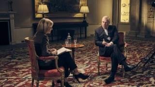 Princ Andrew v BBC