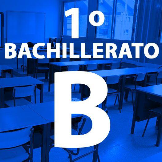 BACHILLERATO 1º B