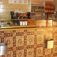 Cafeteria IES Las Rozas 1