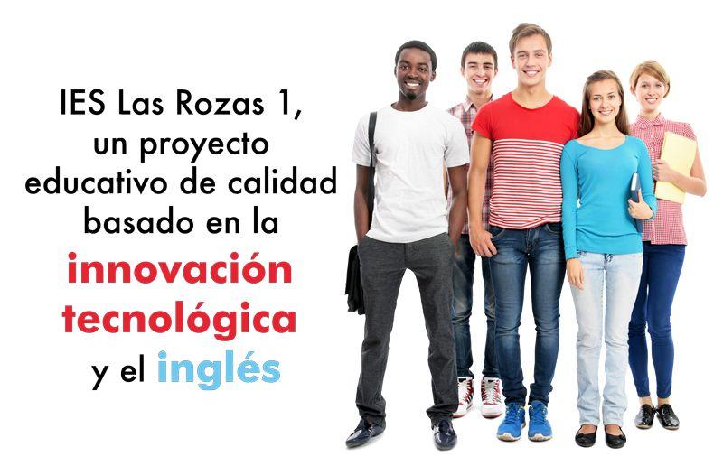 chicos IES Las Rozas 1
