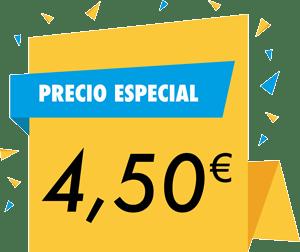 Precio especial cafeteria IES Las Rozas 1