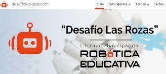 """Ganadores del concurso """"Desafío Las Rozas"""" de robótica"""