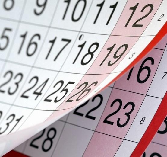 Calendario de pendientes – ESO