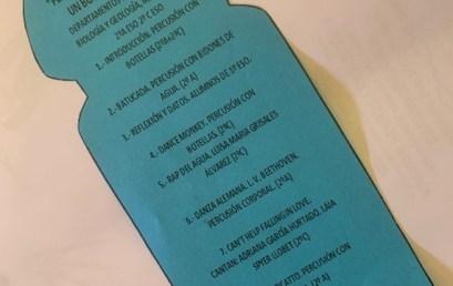 EL BOTELLÓN ECOLÓGICO: ¡DE CLASSBAND A PLASTICBAND!
