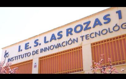 Vídeo de presentación del IES Las Rozas I
