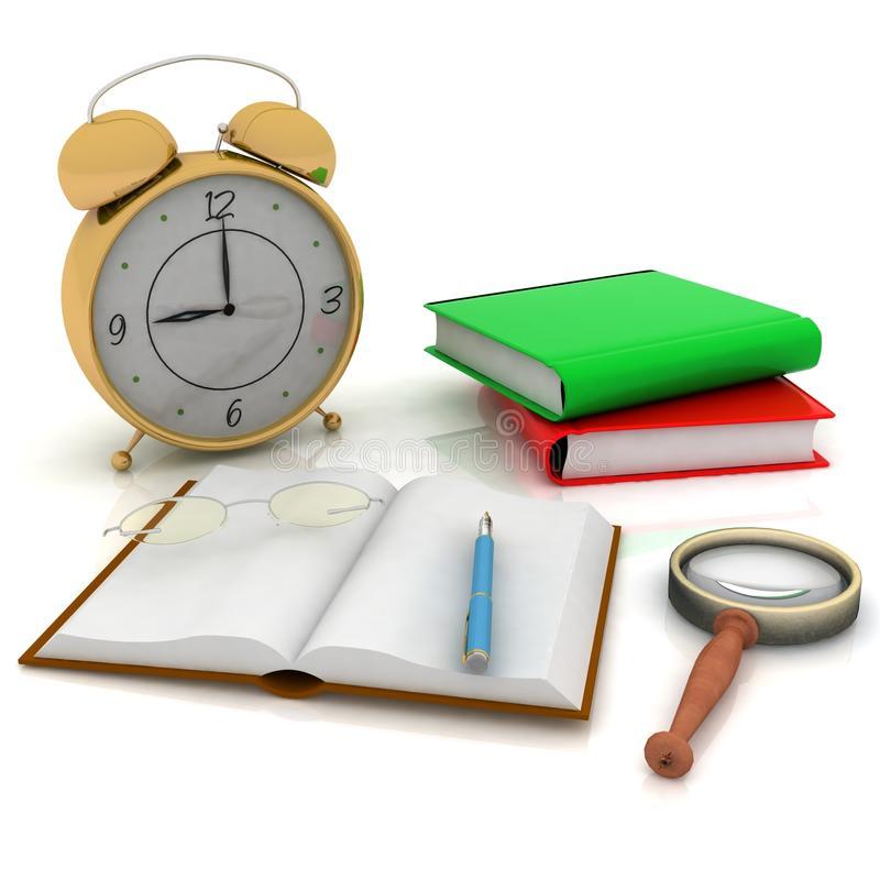 Calendario de entrega de libros de préstamo Accede