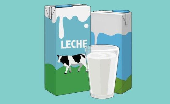 Reparto de leche