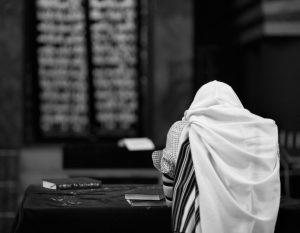modlący się Żyd