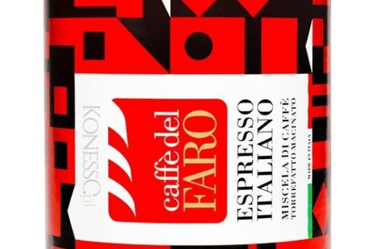 Kawa mielona Caffe del Faro Espresso Italiano 250g