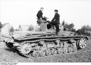 PzKpfw III Ausf. D w Polsce