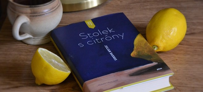 Stolek s citrony