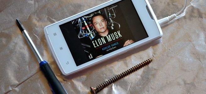 Elon Musk recenze