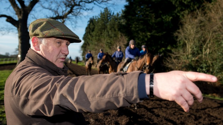 Donald McCain: & # 39; Has professionally acted with the interests of the racing industry and the health of his horses as his priority & # 39;