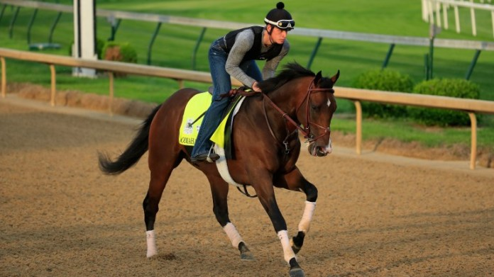 Omaha Beach: misses Saturday's Pegasus World Cup