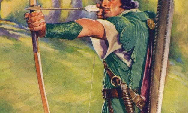 Robin Hood und die Königin (hilflose Jungs)