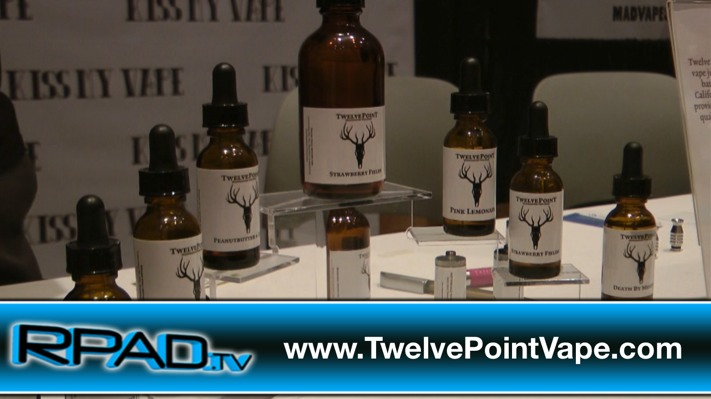 Twelve Point Vape Vapetoberfest 2013
