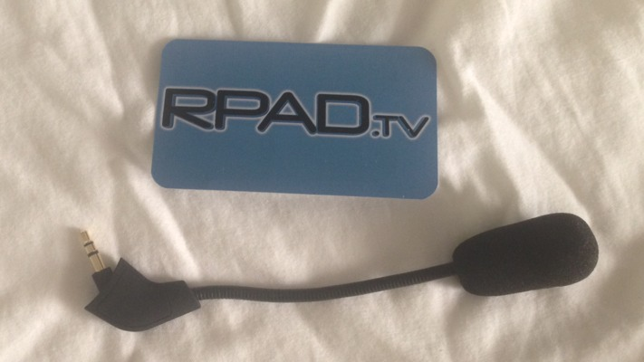 Kingston HyperX Cloud Gaming Headset Review Microphone
