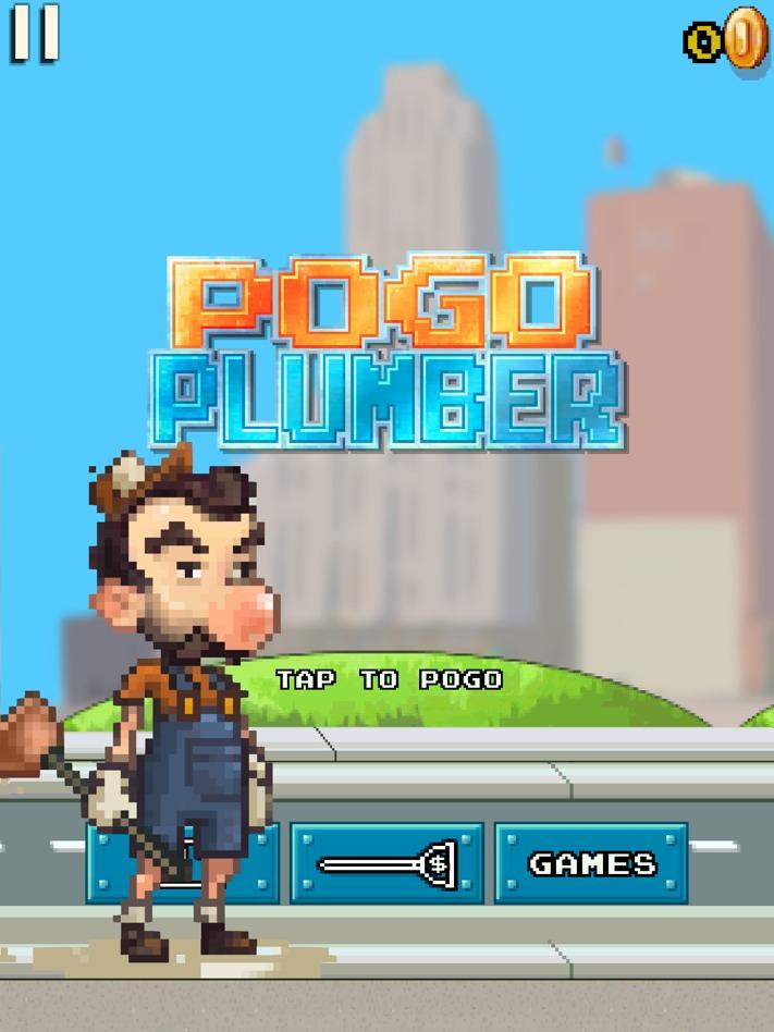 Pogo Plumber