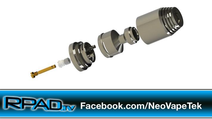 NeoVapeTek Venturi Atomizer Jack Dallas Interview