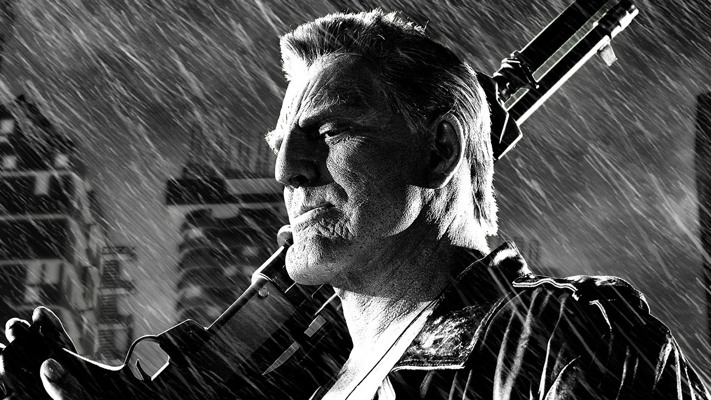 Sin City A Dame to Kill For Marv