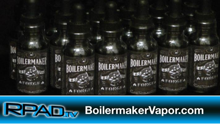 Boilermaker Vapor Jeff Brookes ECC 2014