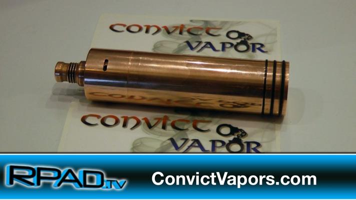 Convict Vapors Brian Grow Warden ECC 2014