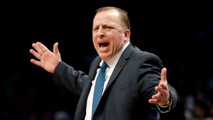 NBA Preview 2014 Tom Thibodeau Bulls