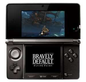 Bravely Default kommer till 3DS