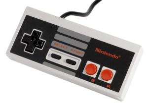 NES-kontroll