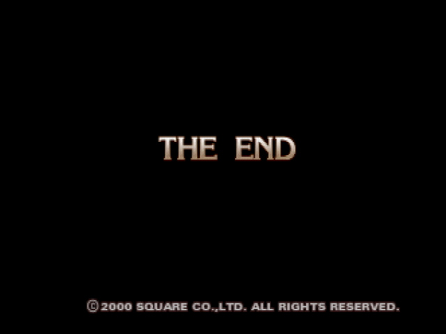 Final Fantasy IX Blackjack