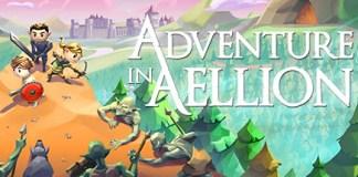 Adventure in Aellion logo