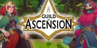 Guild of ascension logo
