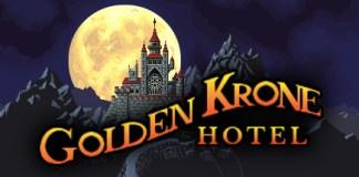 Golden krone hotel logo