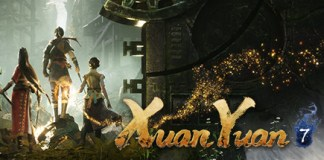 Xuan-Yuan Sword VII logo