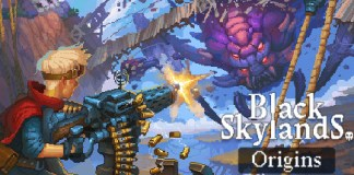 Black Skylands logo