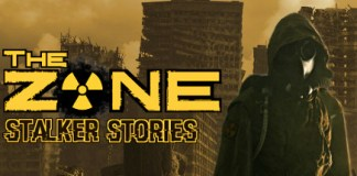 The Zone : Stalker stories logo