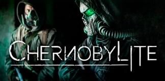 Chernobylite logo