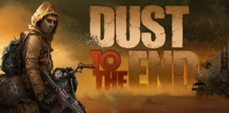 Dust to the End logo 2
