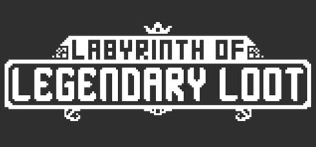 Labyrinth of legendary loot logo