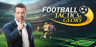Football tactics & glory logo