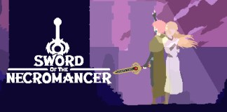 Sword of the Necromancer logo