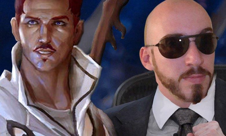 Imagem do episódio de Podcast RPG Next - Entrevista com Sandoval Miels, o Feiticeiro Humano