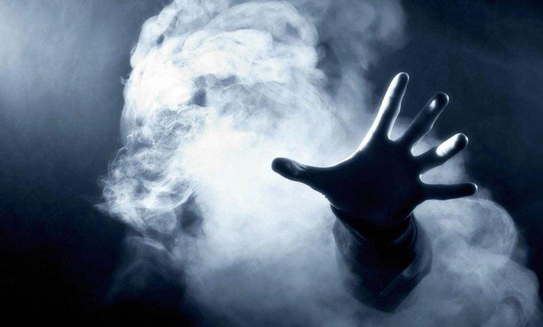 Mão fantasmagórica - Imagem do Tarrasque na Bota 20 - A mina perdida de Phandelver - Episódio 20 - O Espírito de Ágatha