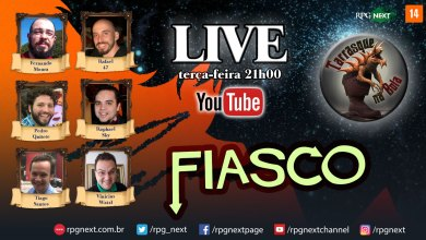 Photo of TnB LIVE – RPG: FIASCO – Bounty Hunter Blues 01 – Criando personagens