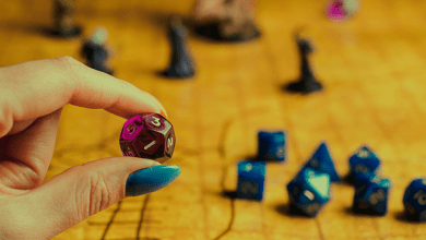 mulheres no RPG