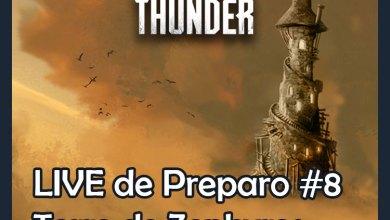 Photo of Torre de Zephyros – LIVE de Preparo #8 – D&D 5e no Roll20 | Storm King's Thunder