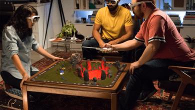 Photo of Óculos de Realidade Virtual para jogos de tabuleiro!