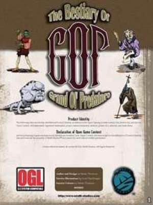 Bestiary of GOP, Grand Ol' Predators